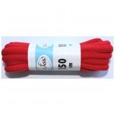 Sportinės avalynės raišteliai raudonos spalvos Nr. 177 Class, 150 cm (1 pora)