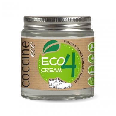 Coccine Eco batų tepalas juodas Nr02, 100 ml