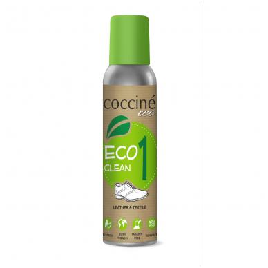 Coccine Eco valiklis zomšai ir nubukui, 200 ml