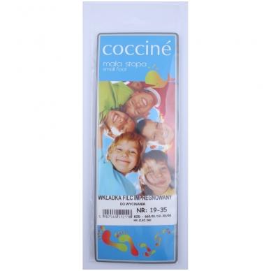 Šiltas vidpadis iš veltinio 19-35 d. Coccine, 1 pora 3