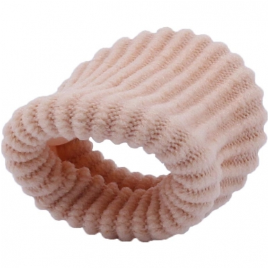Elastinis apsauginis piršto žiedas su gelio pagalvėle GELTEX Coccine L dydis, 1 vnt