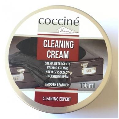 Lygios odos priežiūros rinkinys Coccine 4