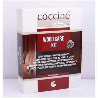 Medinių baldų priežiūros priemonių rinkinys Coccine