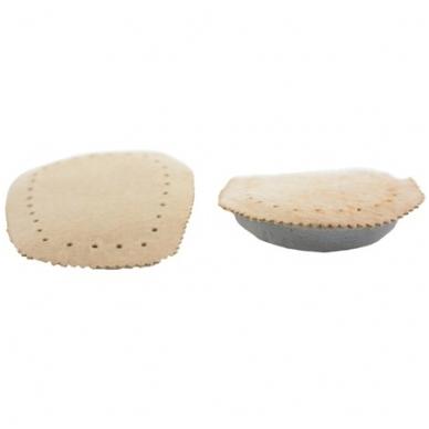 Minkštos odinės pakulnės su lateksu Coccine, 1 pora 4
