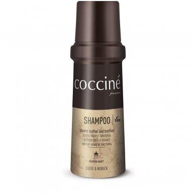Odos ir tekstilės gaminių valymo šampūnas Coccine 75ml
