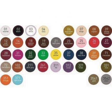 Odos maskuoklis (dažiklis) natūralios šviesios odos spalvos Nr. 39 Coccine, 10 ml