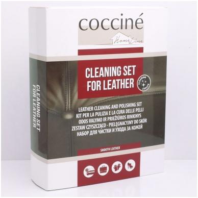 Odos valymo ir priežiūros priemonių rinkinys Coccine