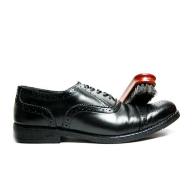 Batų šepetys iš sintetinių ir arklio šerių Coccine, 12 cm 5