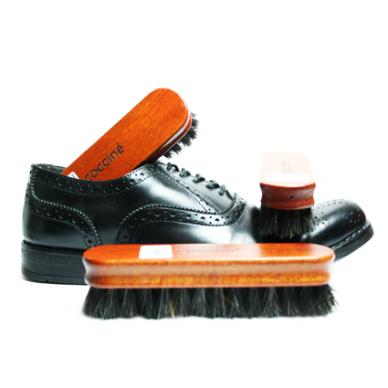 Batų šepetys iš sintetinių ir arklio šerių Coccine, 12 cm 4
