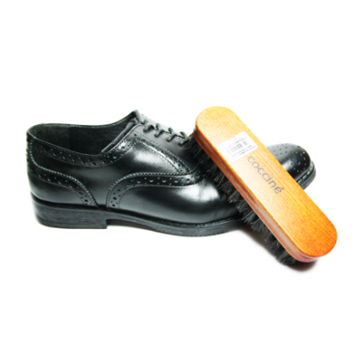 Batų šepetys iš sintetinių ir arklio šerių Coccine, 16 cm 6