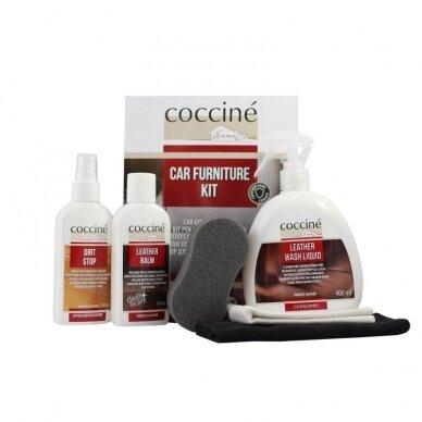 Rinkinys automobilių apmušalams Coccine